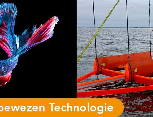 SeaQurrent implements a bionics inspired control mechanism